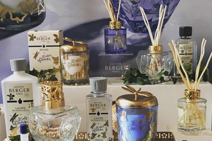 la maison berger collabore avec lolita lempicka pour parfumer nos intrieurs