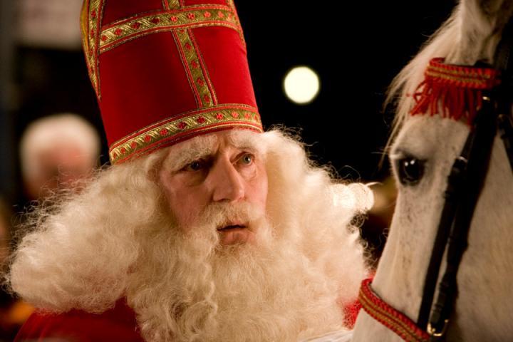 Het Einde Van Een Tijdperk Dag Sinterklaas Komt Terug Zonder Jan