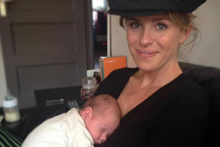 josje over haar zwangerschap: 'ik voel me heel goed en ik geniet er