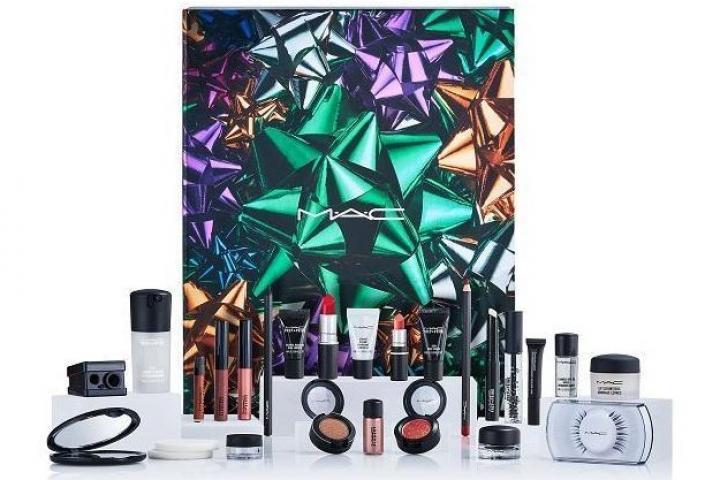 Make Up Weihnachtskalender.Omg Mac Cosmetics Brengt Voor De Allereerste Keer Een
