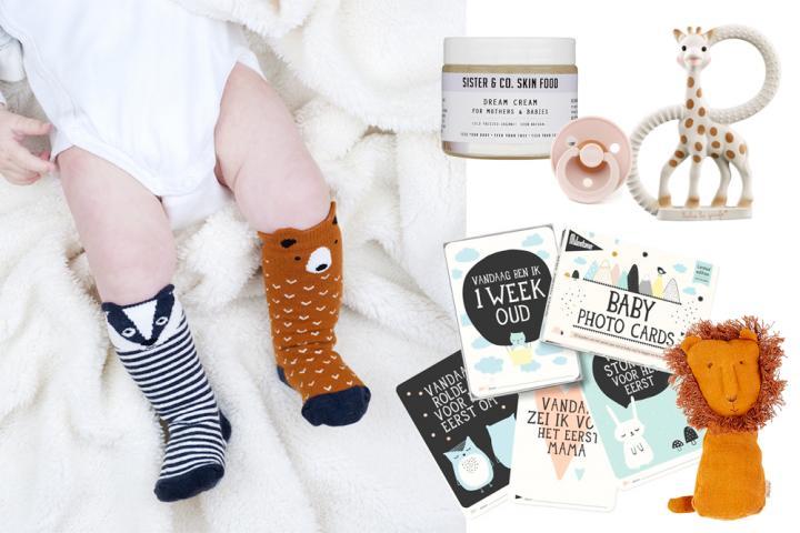 Cadeautjes voor baby