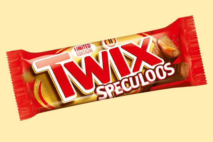 Twix Spéculoos