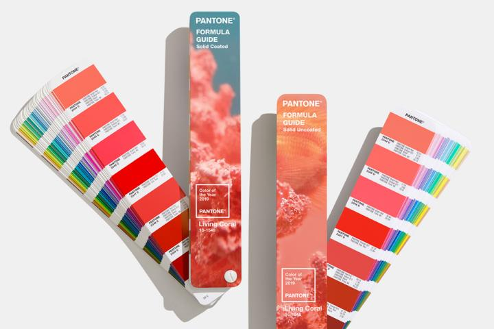 pantone couleur