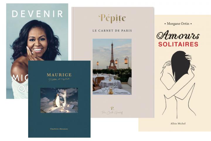 À Noël, tout le monde aime recevoir des livres pourvu (évidemment) que  ceux-ci collent avec nos goûts! Mode, voyage, récit, roman, BD… voici notre  sélection ... f71bb621710
