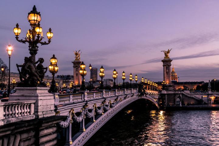 Paris hiver