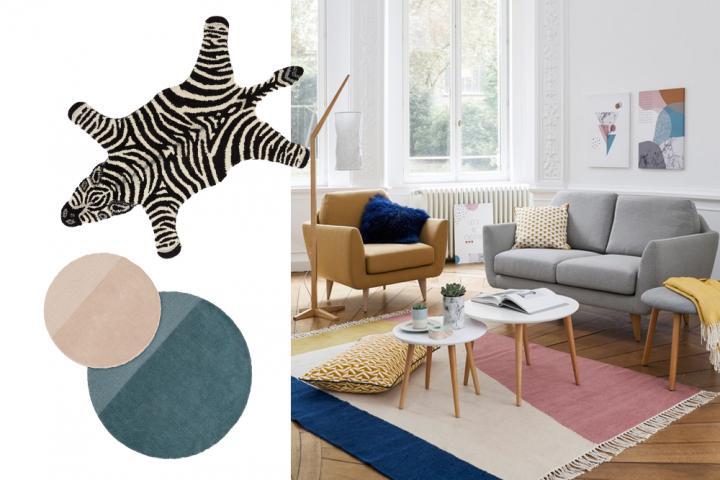 Perfecte Tapijt Woonkamer : Shoppen van de leukste tapijten om jouw woonkamer instant mee