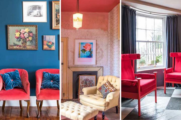 Kleurtrend Roze Interieur : Vijfmaal koraal: zo is jouw interieur helemaal mee met de laatste