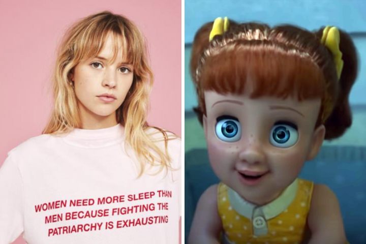 Angèle Toy Story