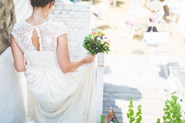 Trouwjurk Tweedehands Winkel.Weekendtip Scoor De Tweedehands Bruidsjurk Van Je Dromen Bij De