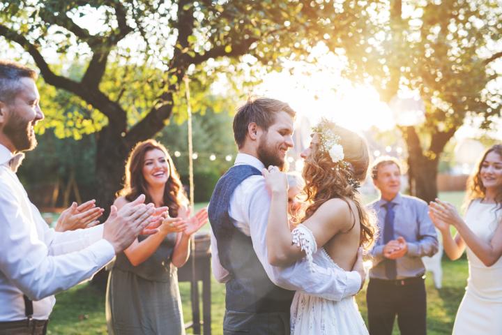INSPIRATION: 21 idées pour un mariage romantique au jardin
