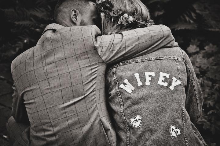 veste mariage