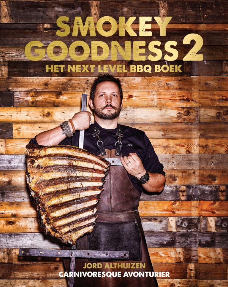 Smokey Goodness: het ultieme barbecue kookboek