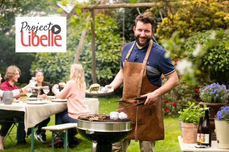 Project barbecue: Gilles Draps geeft je dé ultieme tips voor de ideale zomerbarbecue