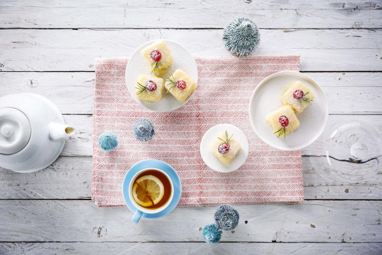 How-to: Kerst petit-fours