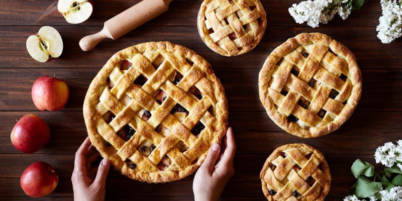 21 tartes sucrées parfaites pour l'automne