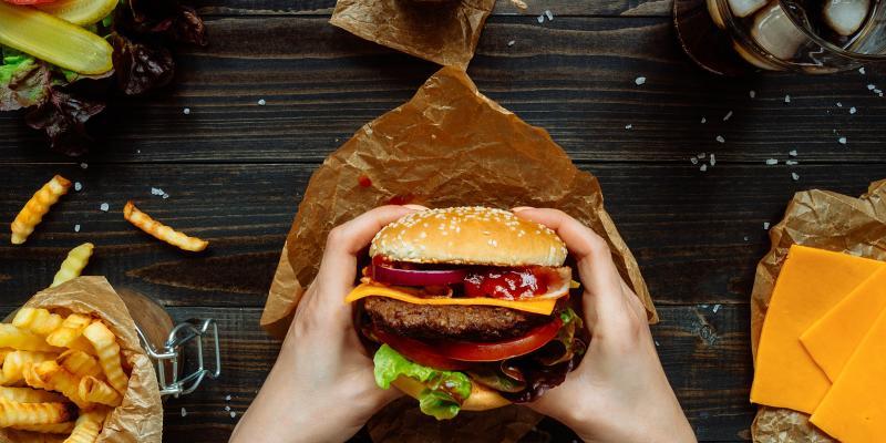 Le hamburger en x recettes