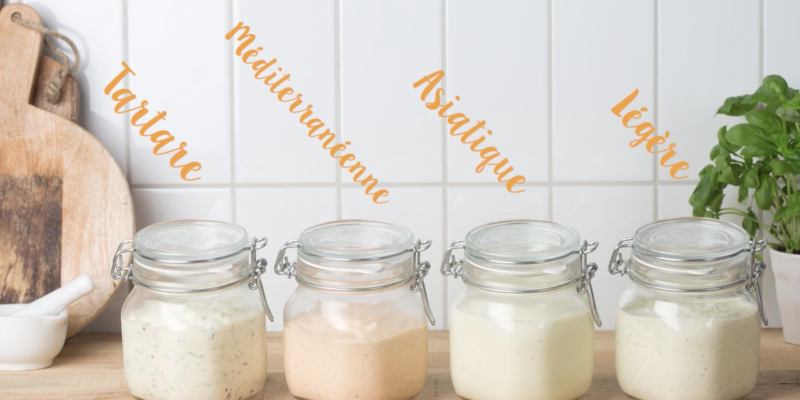 Comment sublimer une mayonnaise maison? 1