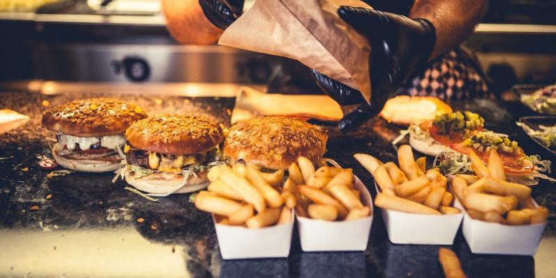 Burgers à volonté
