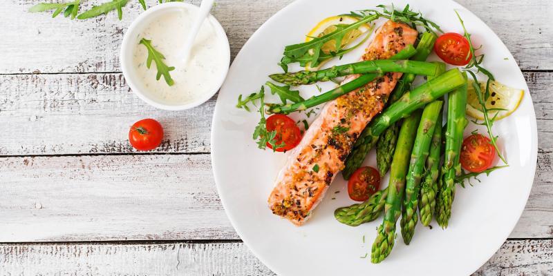 Alimentation équilibrée et perte de poids: de quoi est composée l'assiette idéale?