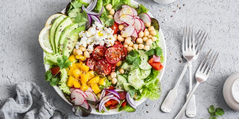 13 légumes à mettre au menu pour garder la ligne