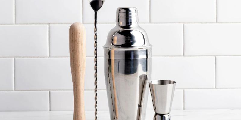 Deze tools heb je nodig in je barkast