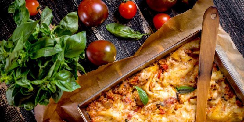 Hemelse lasagne