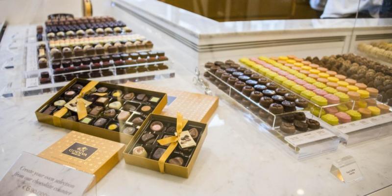 Godiva Café Chocolat : le rendez-vous des gourmands