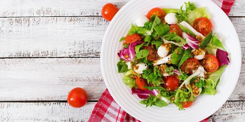 12 salades de printemps prêtes en moins de 30 minutes