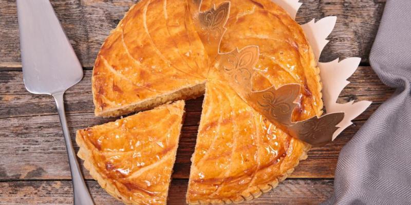 Comment faire une galette des rois sans gluten?