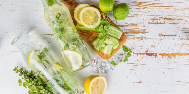 5 boissons qui contribuent à perdre du poids