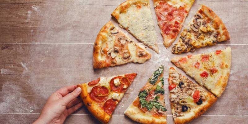 La pizza, meilleure au petit-déjeuner qu'un bol de céréales?