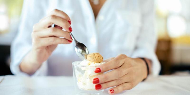 3 recettes de glace qui ne font pas grossir!
