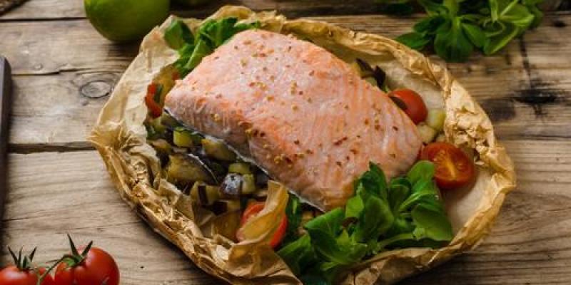 10 recettes de poissons en papillote