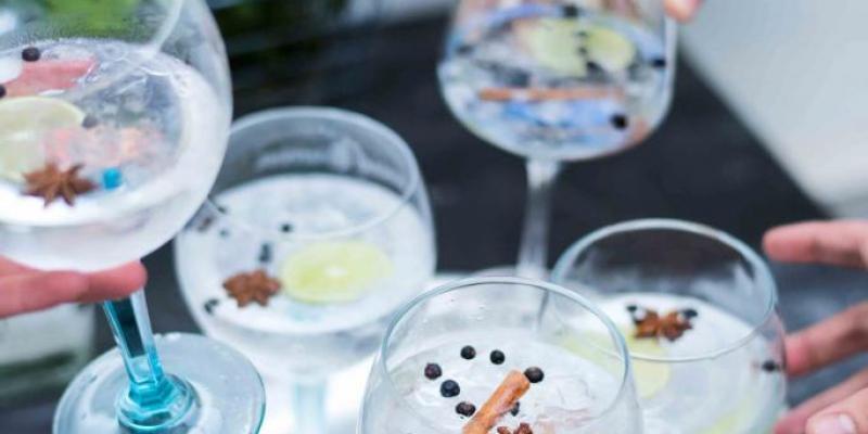 In 5 stappen naar de perfecte gin-tonic