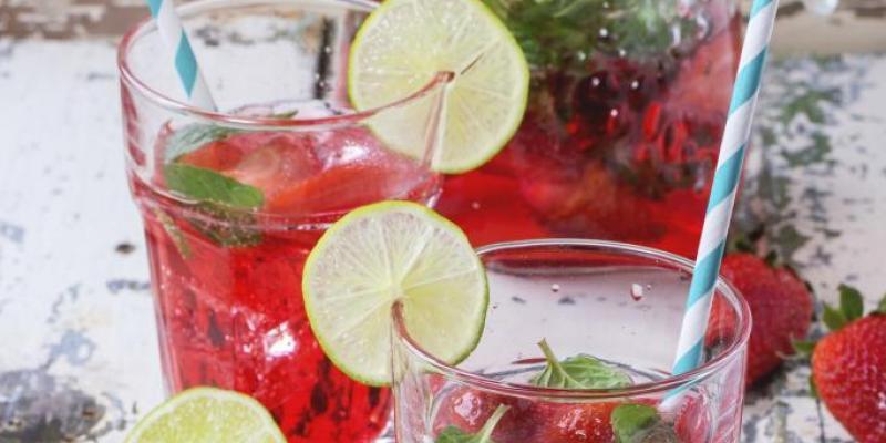 Cocktails et mocktails estivaux 2