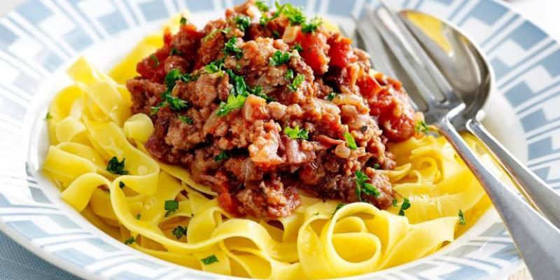 De juiste saus voor elk type pasta