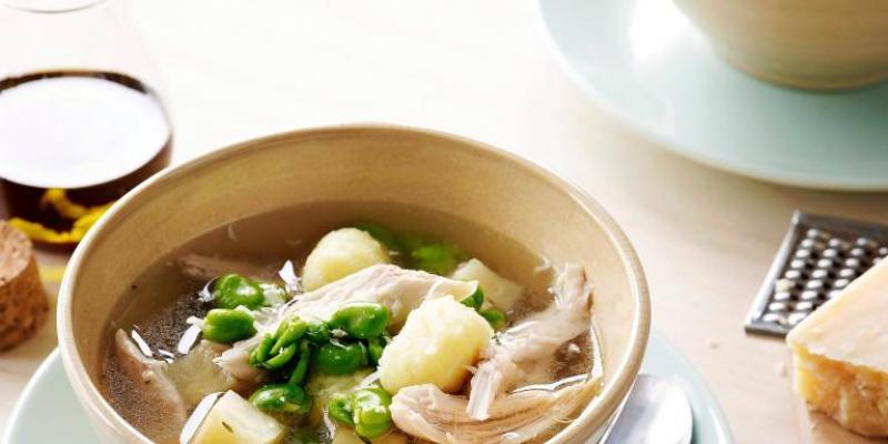 10 recettes de soupe pour l'automne