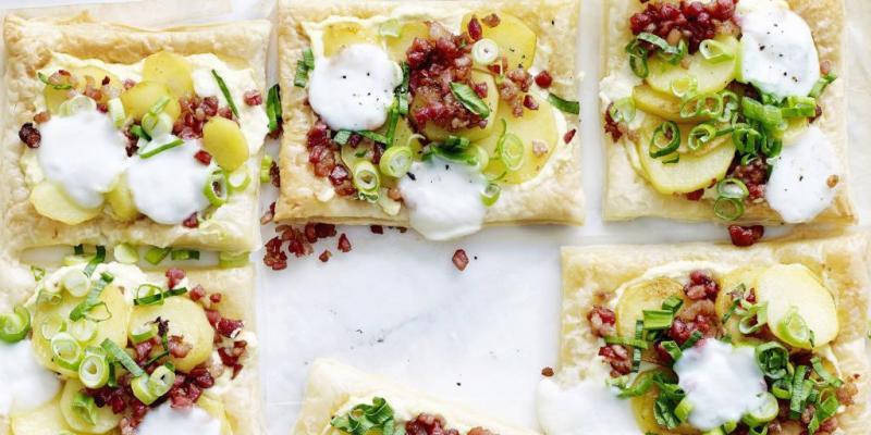 16 recettes de quiches et tartes salées pour l'automne
