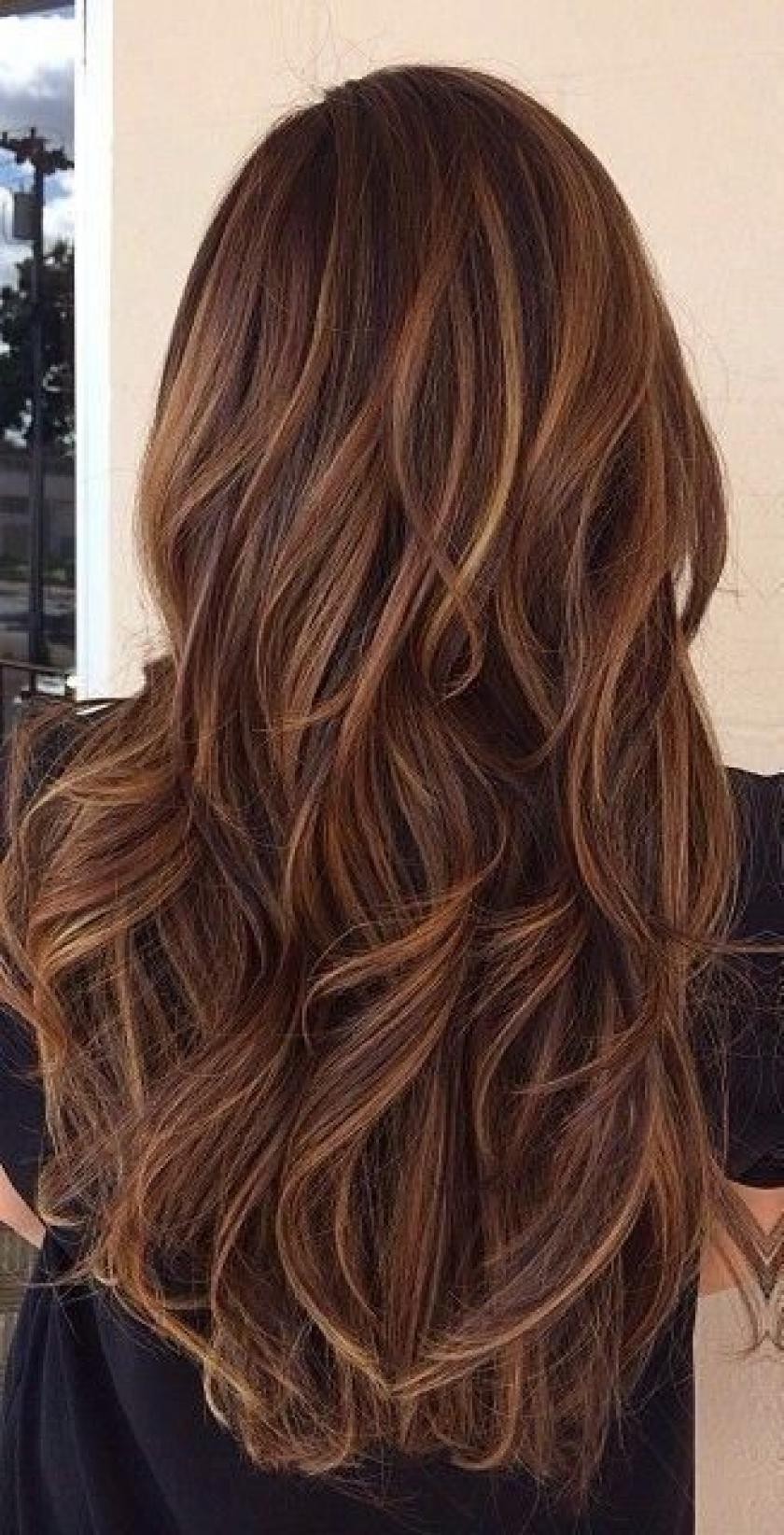 trendy kapsels lang haar