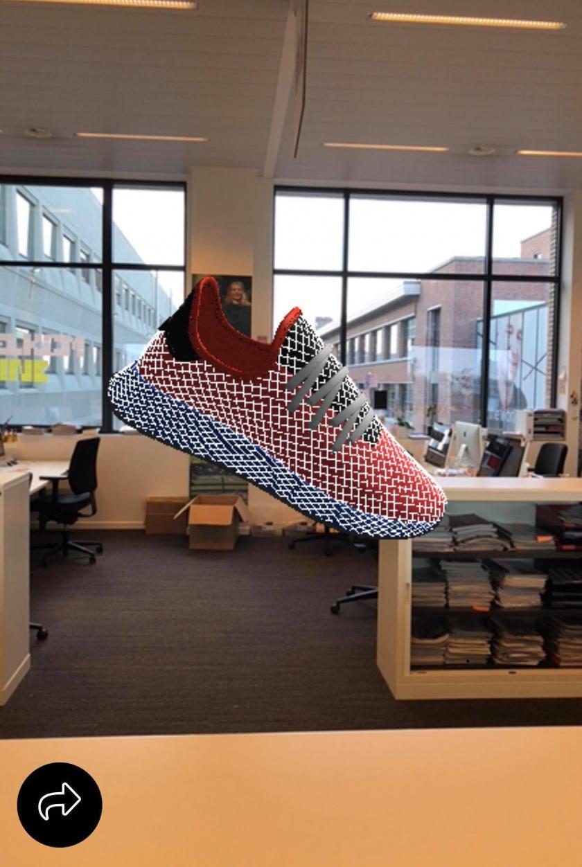 On aime: Deerupt, les nouvelles baskets adidas au look