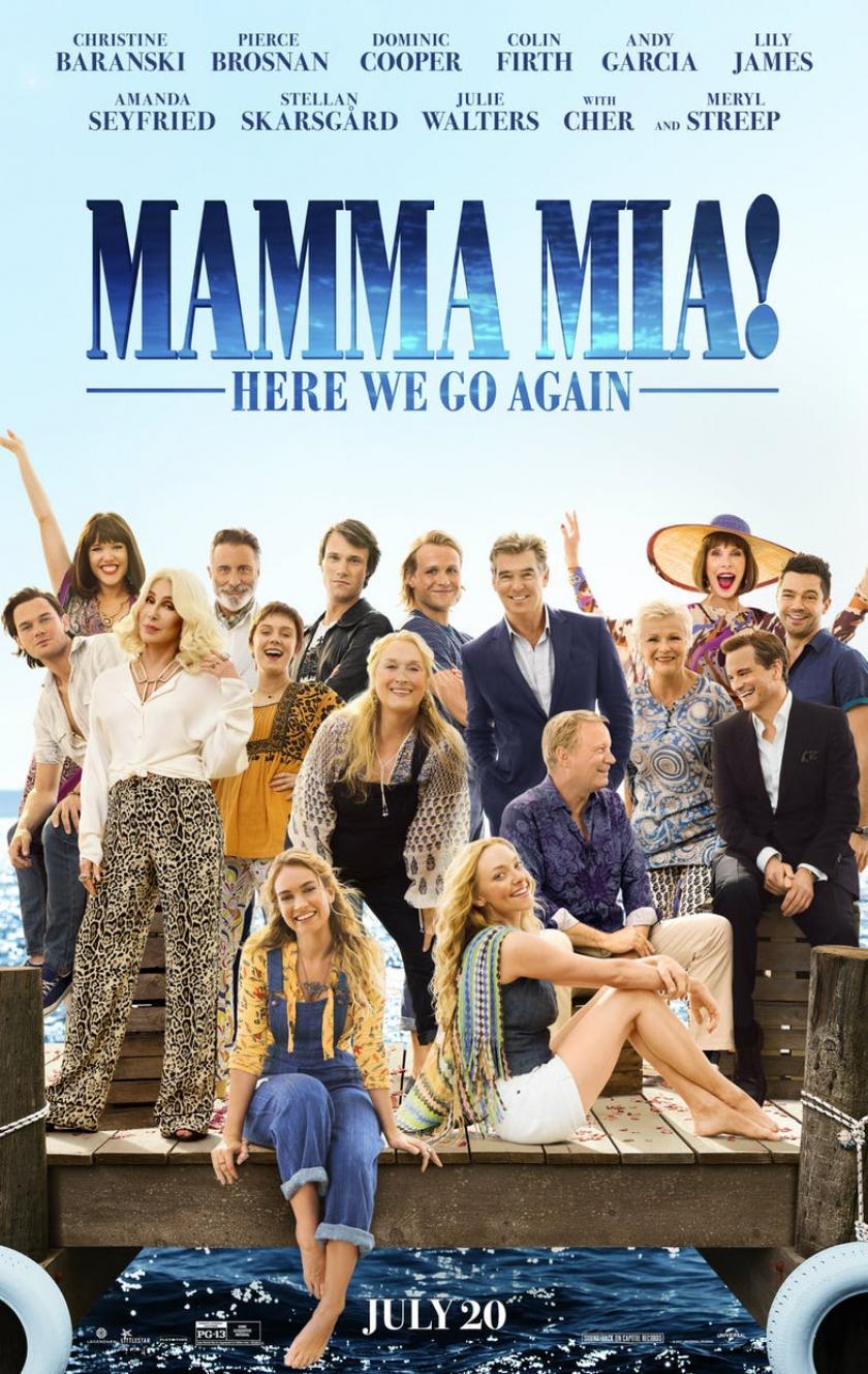 Film Mamma Mia 2