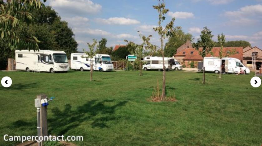 camper België