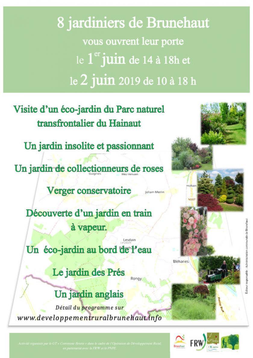 Jardins de Brunehaut