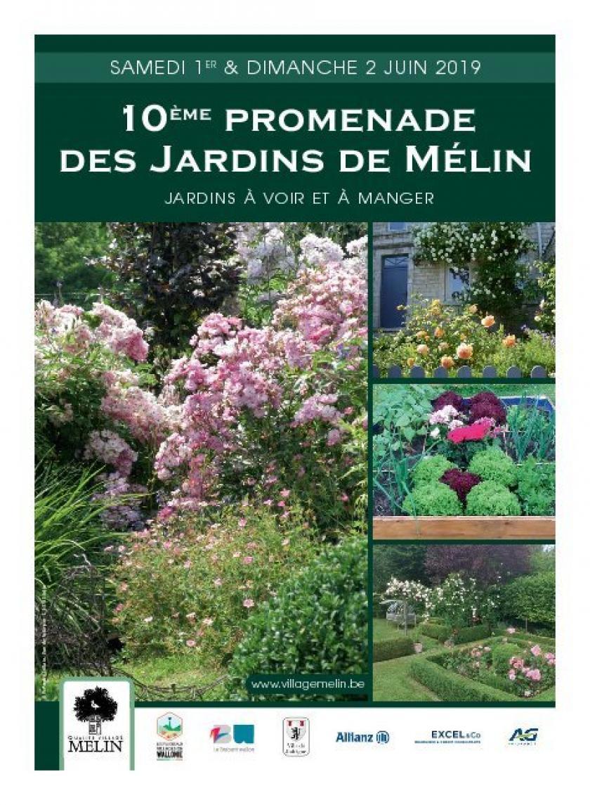 10ème promenade des jardins de Mélin