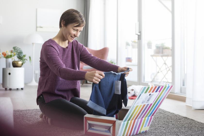 milieubewust online shoppen