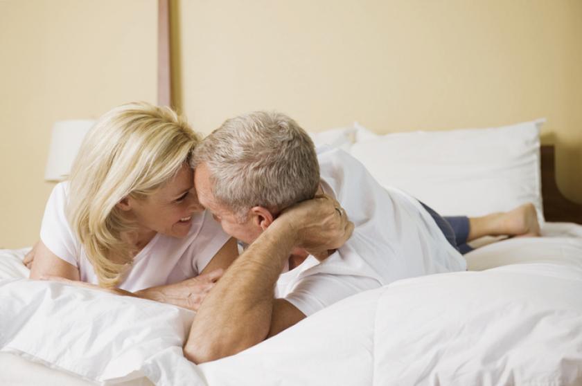 seks menopauze