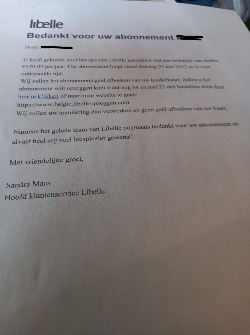 phishing mails Libelle
