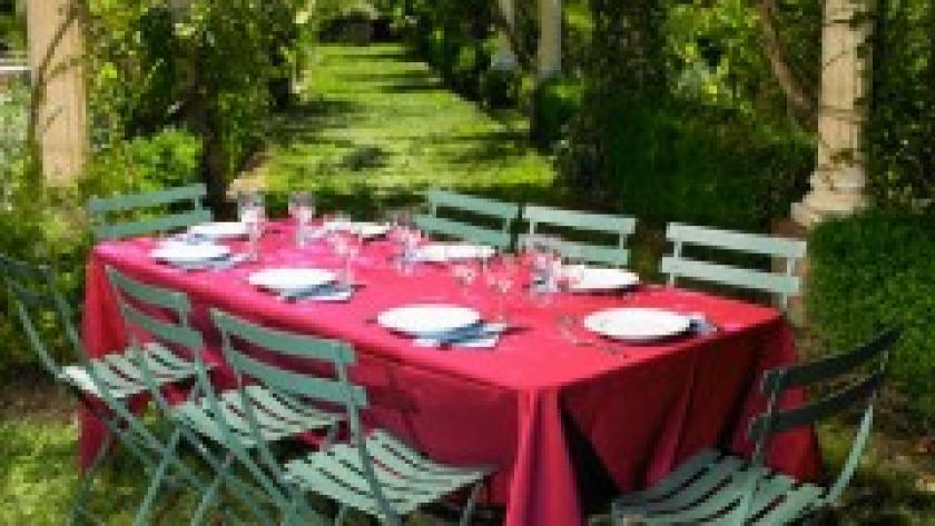10 idées déco pour une fête dans le jardin - Femmes d\'Aujourd\'hui