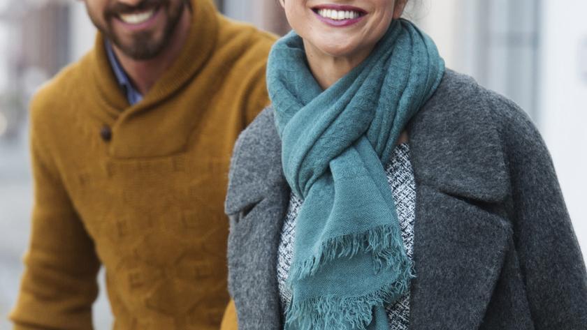 Trendy Winterjas.Gratis Wollen Sjaal Bij Aankoop Van Een Trendy Winterjas Libelle