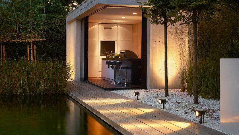 10 conseils pour bien éclairer le jardin et la terrasse ...